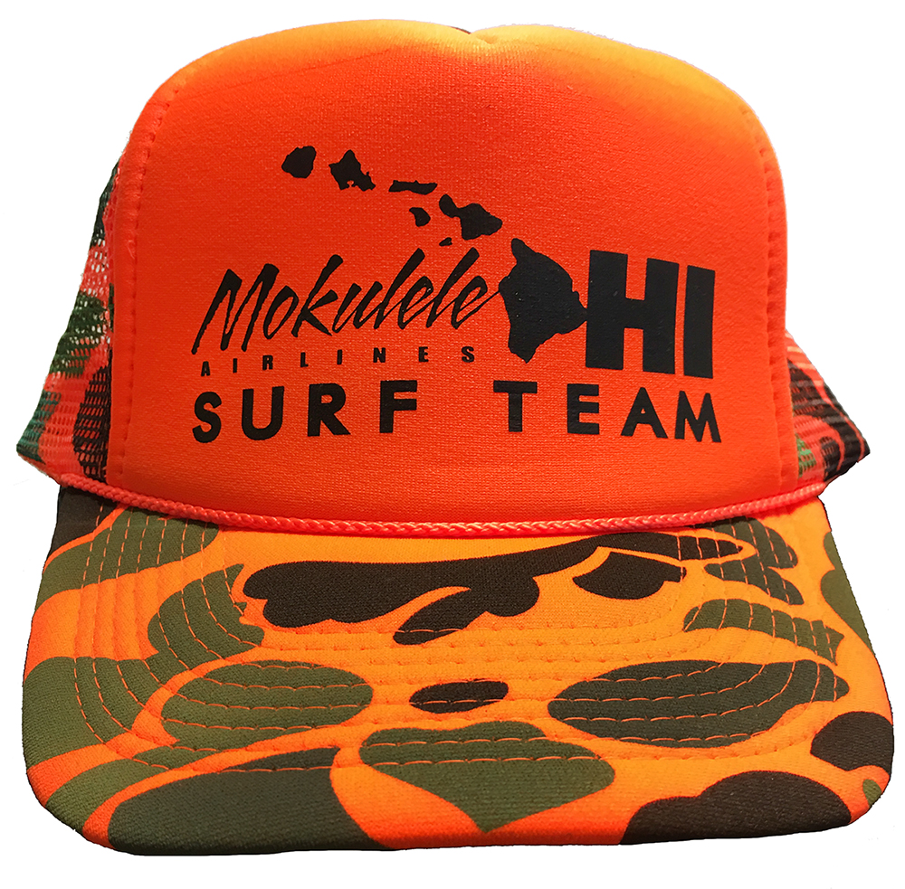 Surf Team Trucker Hat