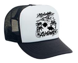PALM BANNER HAT